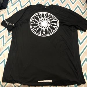 Gently used Soulcycle Nike DRI fit reflective